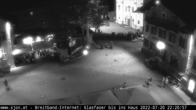 Hauptplatz St. Johann in Tirol