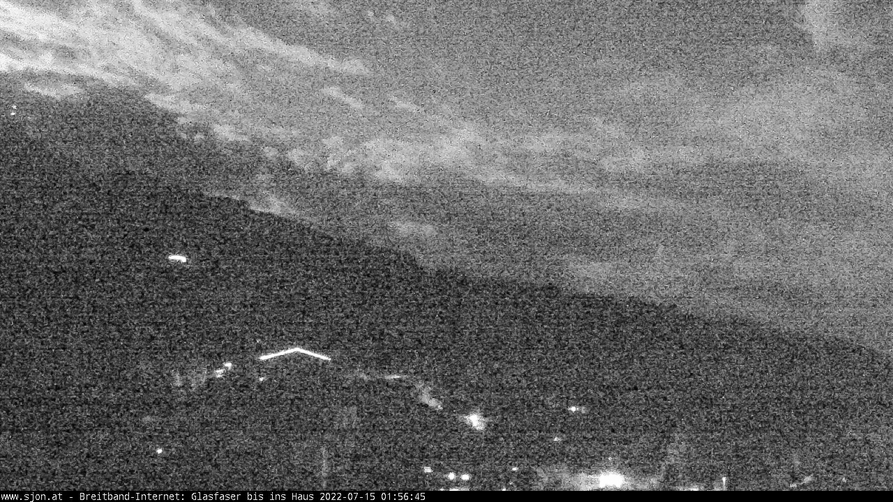 St. Johann in Tyrol web cam village