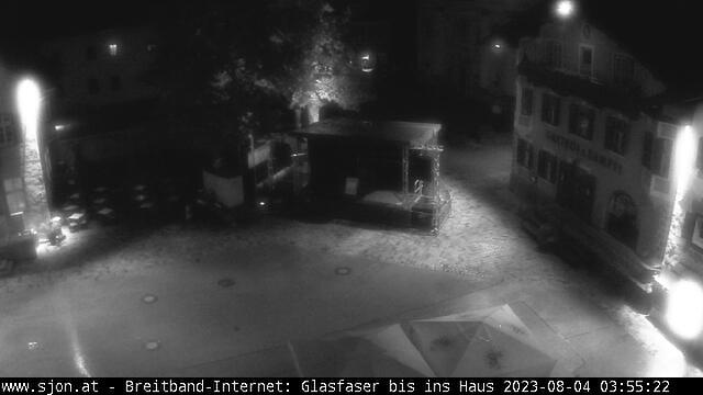 St. Johann in Tirol – Hauptplatz webcam Live